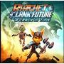 Ratchet & Clank Future A Crack In Time Ps3 Jogos Codigo Psn