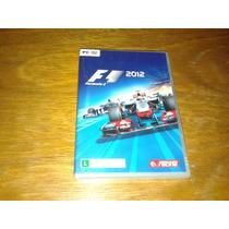Formula 1 2012 Computador Pc Game Jogo F1 2012