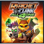 Ratchet & Clank All 4 One Ps3 Jogos Codigo Psn