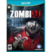 Zombiu Zombi U - Nintendo Wii U Original - E-sedex 6,07