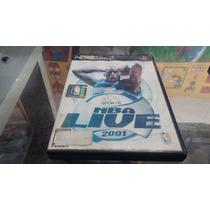 Nba Live 2001 Playstation 2 (seminovo)