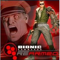 Bionic Commando Rearmed Ps3 Jogos Codigo Psn