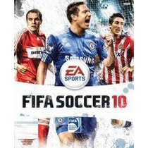 Game Pc Dvd - Fifa Soccer 10 - Original Pronta Entrega