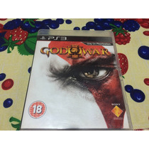 God Of War 3 Midia Fisica - Ps3 - Usado