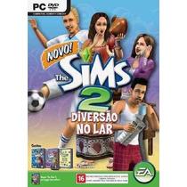 Game Pc The Sims 2 Diversão No Lar - Original Pronta Entrega