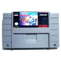 Super Probotector Alien Rebels ( Contra ) Super Nintendo