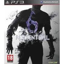 Resident Evil 6 Ps3 Português - Codigo Psn! Envio Imediato