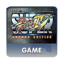Super Street Fighter Iv 4 Arcade Edition Ps3 Jogo Completo