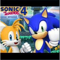 Sonic The Hedgehog 4 Episode Ii Ps3 Jogos Codigo Psn