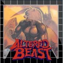 Altered Beast Ps3 Jogos Codigo Psn
