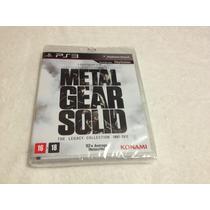 Metal Gear Solid The Legacy Collection 1987-2012 - Lacrado