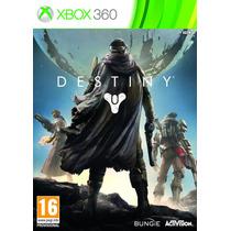 Destiny Xbox 360 Portugues Original Lacrado