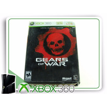X360 Gears Of War Limited Collectors Edition Orig. Xbox 360