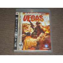 Rainbow Six Vegas 2 ( Jogo Original Ps3 )