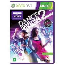 Jogo Kinect Dance Central 2 - Músicas Do 1 E 2! Original