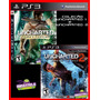 Uncharted Drakes Fortune + Uncharted Among Thieves Ps3 Psn