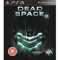 Dead Space 2 - Playstation 3 Artgames Digitais