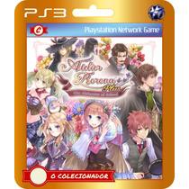 Lançamento! Atelier Rorona Plus (códigos Ps3)