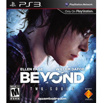 Beyond Two Souls Ps3 Lacrado Pronta Entrega