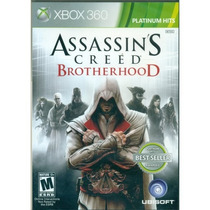 Game Xbox 360 Assassin´s Creed Brotherhood Frete Grátis