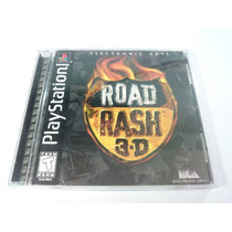 Jogo Playstation One Ps1 Road Rash Original Completo