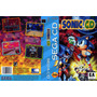 Sega Cd Sonic Cd