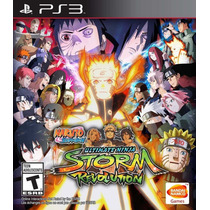Naruto Shippuden Ultimate Ninja Storm Revolution Ps3 Play3