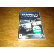 Shift 2 Unleashed Original Novo Lacrado Game Jogo