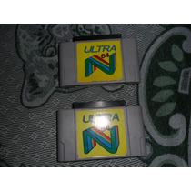 Cartucho Nintendo 64 Ultra N64 (no Estado)