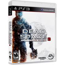 Dead Space 3: Edição Limitada Brasil - Ps3 -lacrado