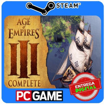 Age Of Empires Iii: Complete Collection Steam Cd-key Global