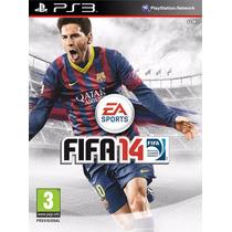 Game Fifa 14 Ps3 Jogo Playstation 3 Futebol Ea Games