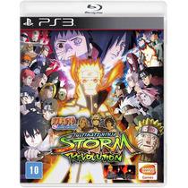 Naruto Shippuden Ultimate Ninja Storm Revolution Ps3 - S. G.