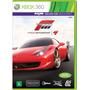 Forza Motorsport 4 Kinect Xbox 360 Lacrado - Sedex Grátis