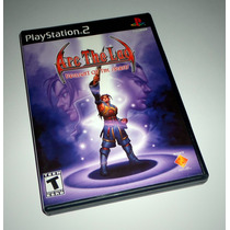 Arc The Lad Twilight Of The Spirits Original Completo Ps2-3