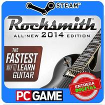 Rocksmith 2014 Pc Steam Cd-key Global