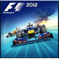 F1 2012 Ps3 Jogos Codigo Psn