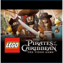 Lego Pirates Of The Caribbean Ps3 Jogos Codigo Psn