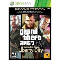 Gta - Grand Theft Auto Iv: The Complete Edition - Xbox 360