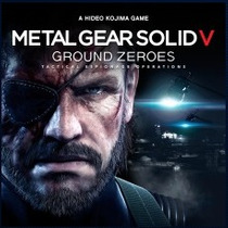 Metal Gear Solid V Ground Zeroes.png Ps4 Psn Jogos