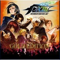 The King Of Fighters Xiii Gold Edition Ps3 Jogos Codigo Psn