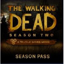The Walking Dead Segunda Temporada Ps3 Jogos Código