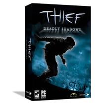 Thief - Deadly Shadows, Windows Pc, Novo Na Caixa, Lacrado!