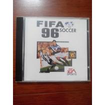 Jogo Pc - Fifa Soccer 96