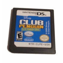 Jogo Nintendo Ds Club Penguim