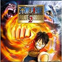One Piece Pirate Warriors 2 Ps3 Jogos Codigo Psn