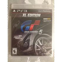 Gran Turismo 5 Xl Edition Gt 5 Em Português Novo E Lacrado