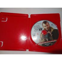 Jogo - Ps3 Grand Theft Auto Iv