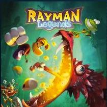 Rayman Legends Ps3 Jogos Codigo Psn