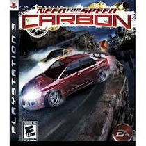 Need For Speed Carbon Ps3 Original